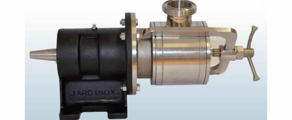 Bomba Jardinox Rotor 9/10 Palhetas