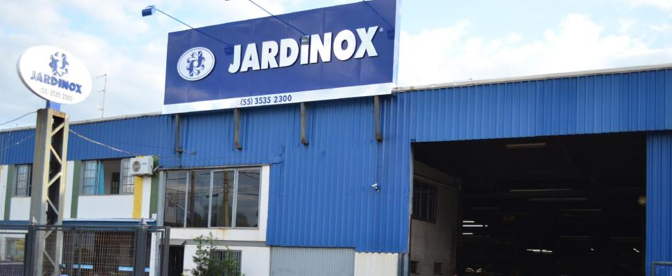 Histórico da Jardinox