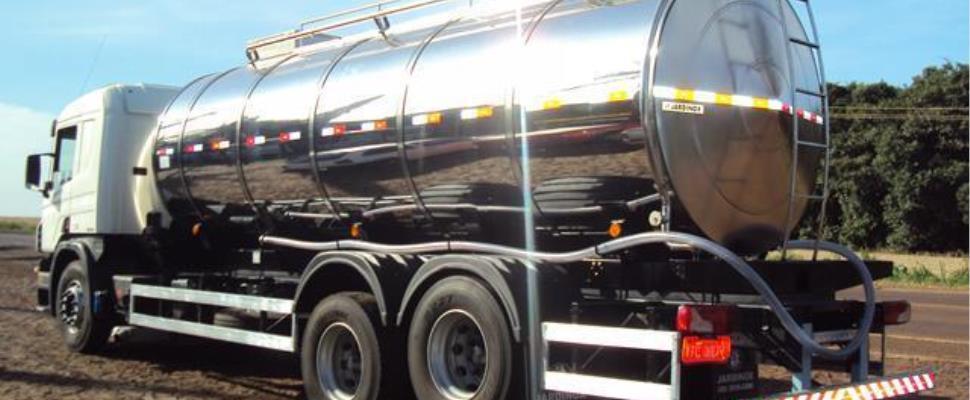 Tanque para Transporte de Gordura Animal