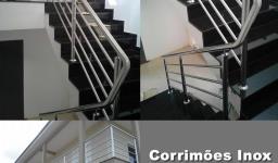 Corrimões para Escada e Sacada